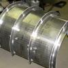 Fabricated Screw Feed Conveyor Cover