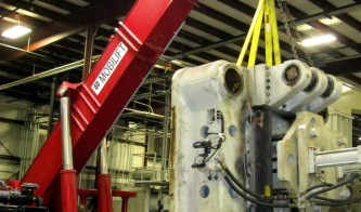 Injection Mold | Industrial Plant Maintenance Project