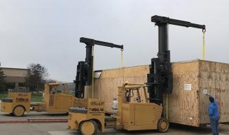 Ballestra Unloading