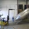 Brewery Tank Installation